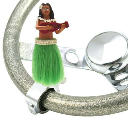 LaiLai the Hula Girl Custom Adjustable Suicide Brody Knob small block street rod (Street Rod Block)
