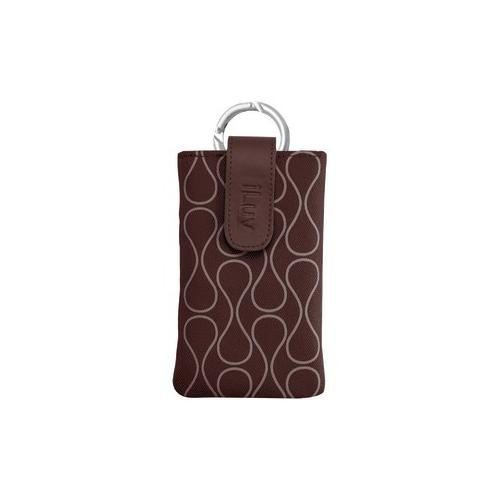 Iluv ILUV ICG7P303BRN iPhone 5 Parasol Smart Cover Up (Brown) ILVICG7P303BRN