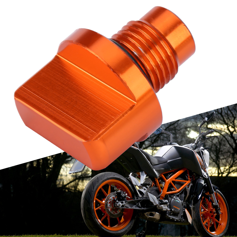 Outlaw Racing Oil Fill Cap for KTM Orange