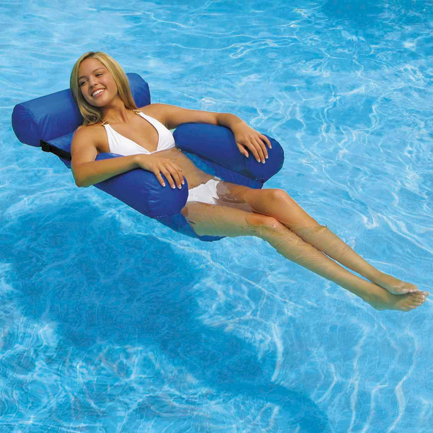 Poolmaster Water Chair Lounger Walmart