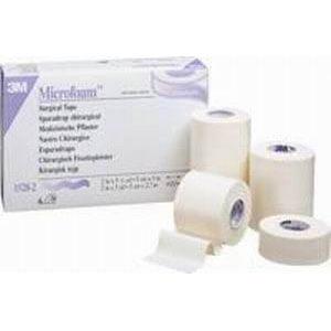 Microfoam Hypoallergenic Elastic Foam Tape 2