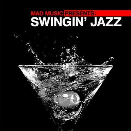 Jazz Cd - Mad Music Presents Swingin' Jazz / Various