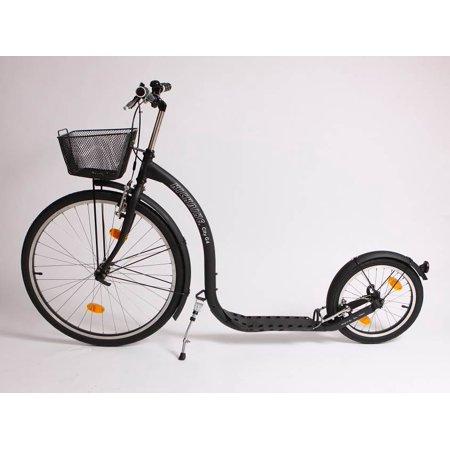 City G4 Kickbike Scooter (Matte Black)