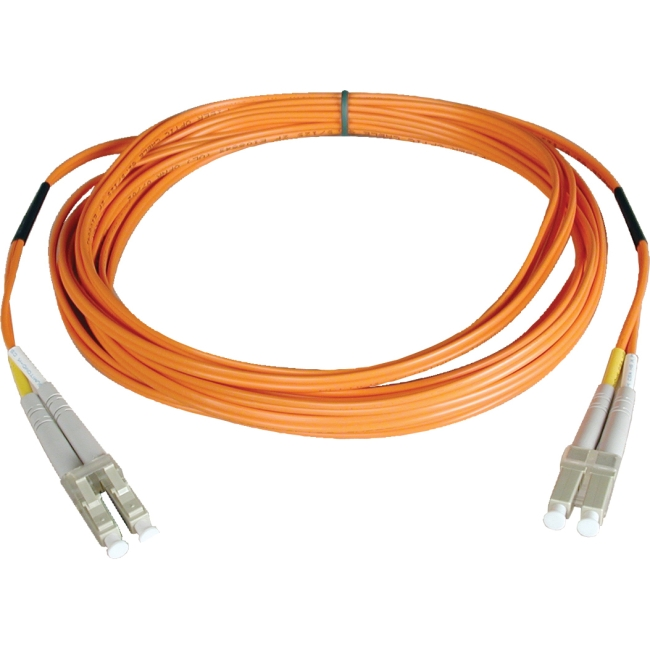 Tripp Lite N320 07M 7M Duplex Mmf 62.5 Fiber Cable Lc/Lc