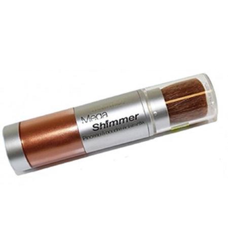 Illuminating Powder Brush - WET n Wild Mega Shimmer Illuminating Powder Brush - Bronze Glow 161