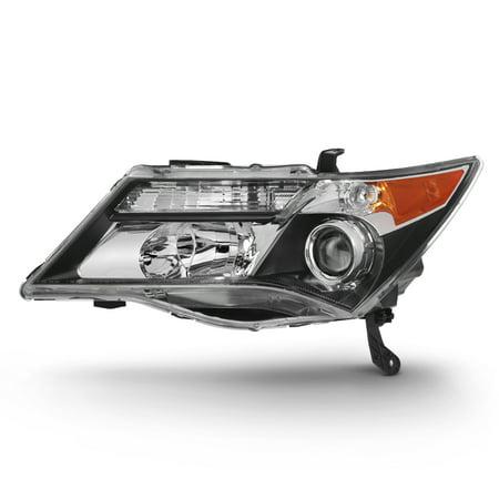 HID Xenon Style Headlights For Acura MDX 2007 2008 2009 Driver Left (2008 Acura Mdx)