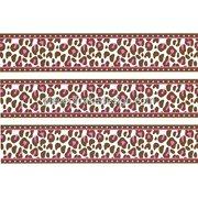 Pink Cheetah Print Cake Border ~ Edible Icing Image Cake Topper](Cheetah Print Cake)