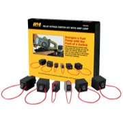 RELAY BYPASS SWITCH MASTER KIT W/ AMP LOOP