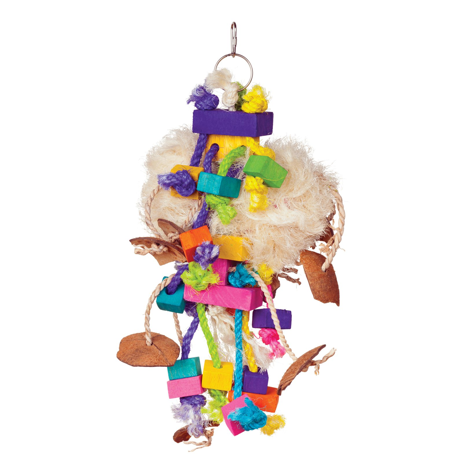 Prevue Pet Products Bodacious Bites Tough Puff Bird Toy