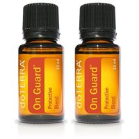 doTERRA On Guard Essential Oil Protective Blend 15 ml (2 pack) by doTERRA