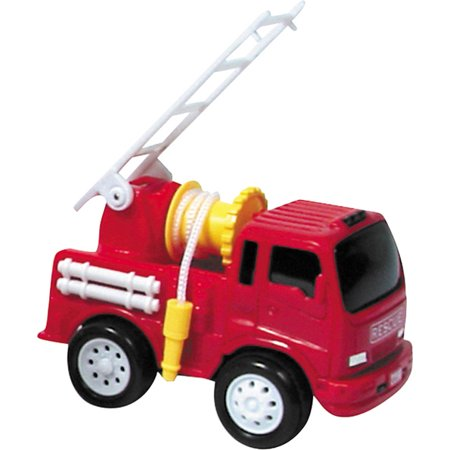 Friction Fire Engine (Sold Individually - Colors Vary)
