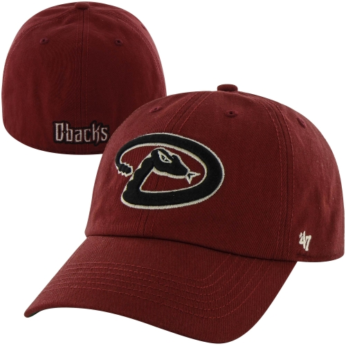 Arizona Diamondbacks '47 Game Franchise Fitted Hat - Red