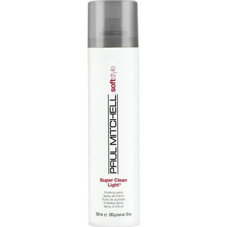 6 Pack - Paul Mitchell Soft Style Super Clean Light Hairspray, 10 oz
