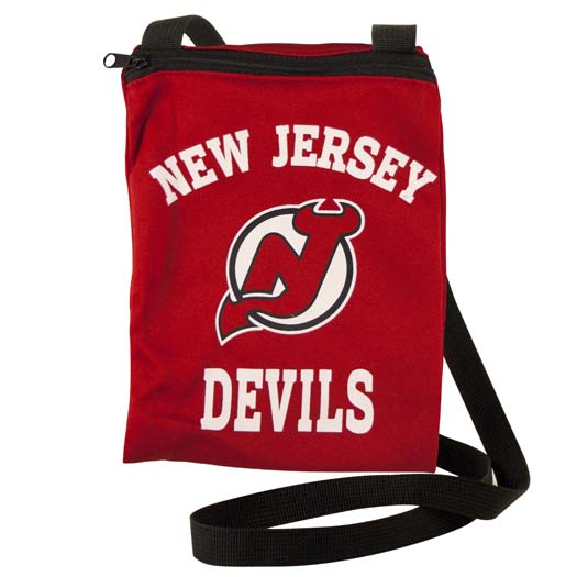 New Jersey Devils Game Day Valuables Pouch