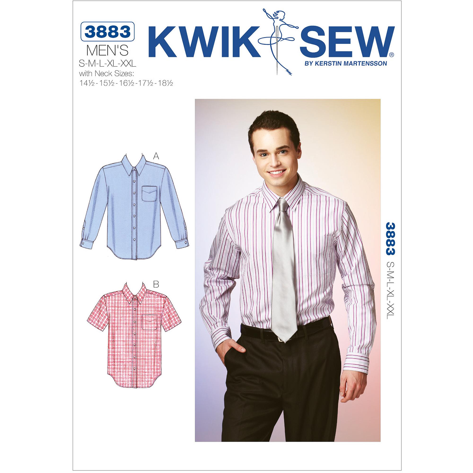 Shirts-S-M-L-XL-XXL with Neck Sizes 14 1/2-15 1