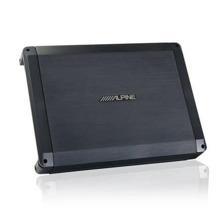 Alpine BBX-F1200 600 Watt Max 4 Channel Bass EQ Class A/B Car Audio -