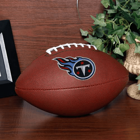 Tennessee Titans Rawlings Game Time Official Size Football - No Size