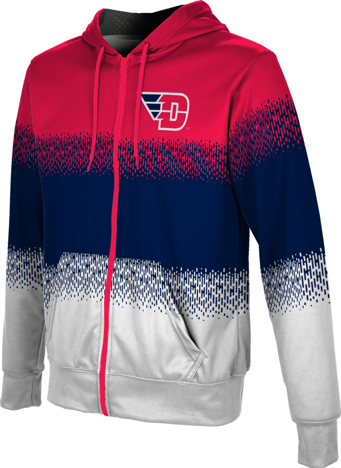 ProSphere University of Dayton Boys Pullover Hoodie Solid