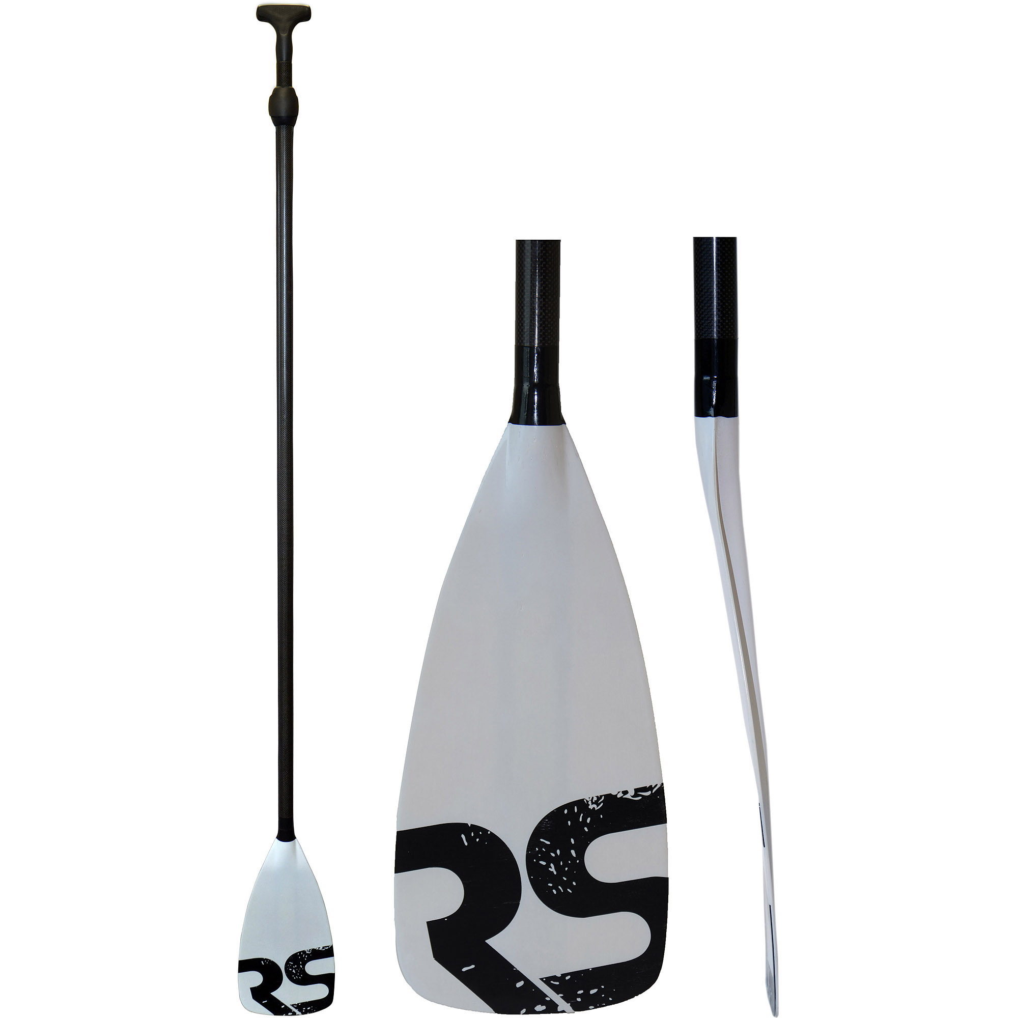 Rave Sports Tempo Sup Paddle, White by Rave Sports