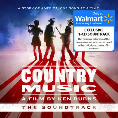 Country Music - A Film By Ken Burns Soundtrack (Make Cd Burn)
