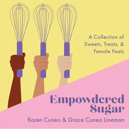 Empowdered Sugar : A Collection of Sweets, Treats, and Female Feats (Karen Turner Ward)