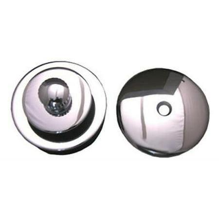 Conversion Kit Pull - Chrome Bathtub Drain Conversion Kit 1-1/4