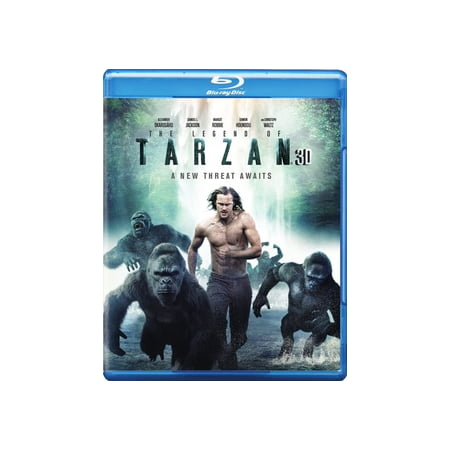 The Legend of Tarzan - Tarzan Movie Adult