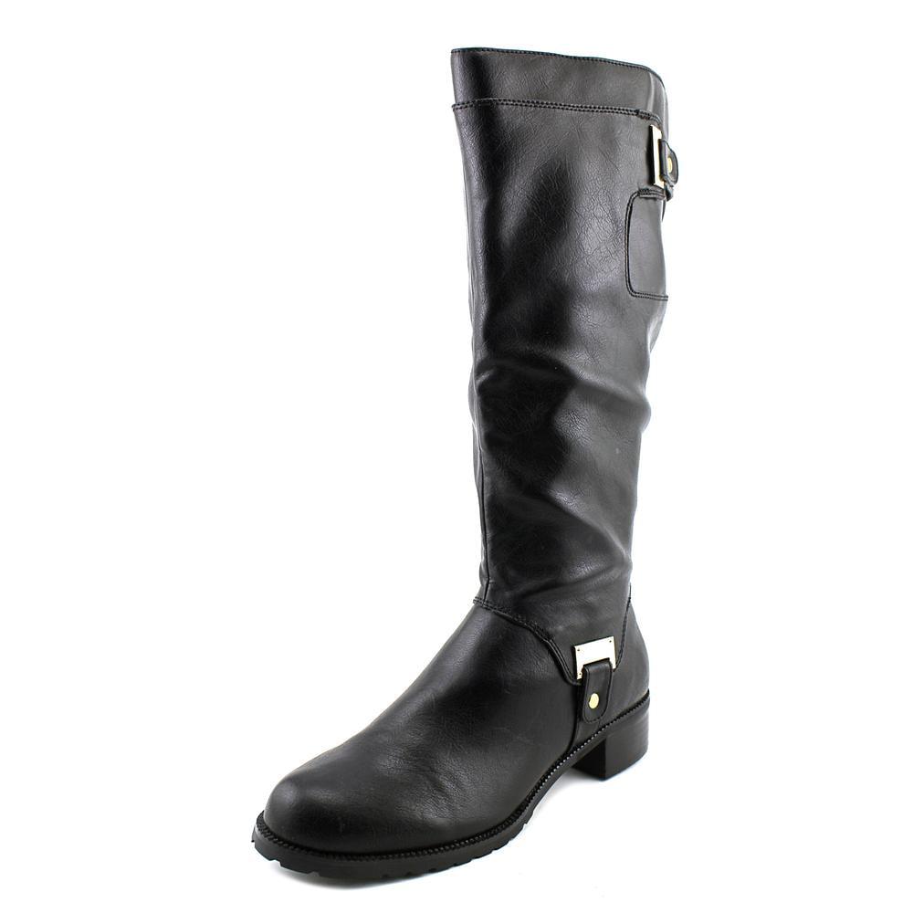 Bella Vita Anya II Plus Wide Calf W Round Toe Synthetic Knee High Boot by Bella Vita