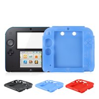 Soft Silicone Rubber Protective Case Cover Skin for Nintendo 2DS