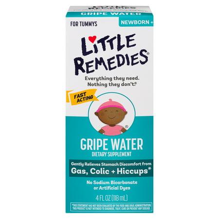 Little Remedies Gripe Water, Safe for Newborns, 4 FL OZ