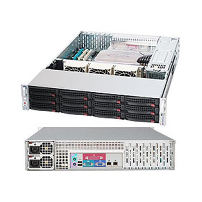 Supermicro CSE-826TQ-R500LPB Rackmount 2U 500W Red Power Supply