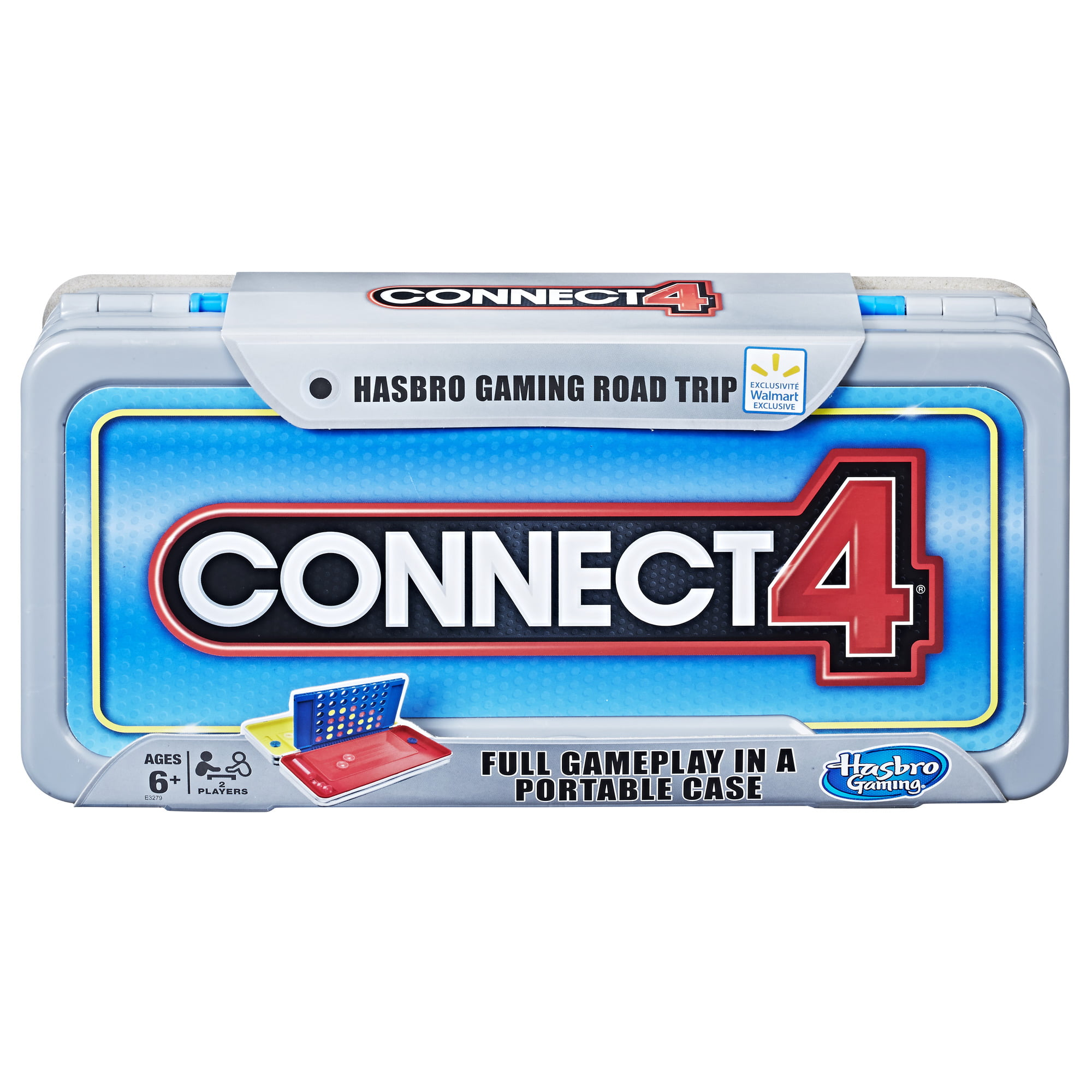 Connect 4: Road Trip Series, Ages 7 and up