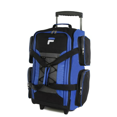 22-inch Lightweight Carry-on Rolling Duffel Bag