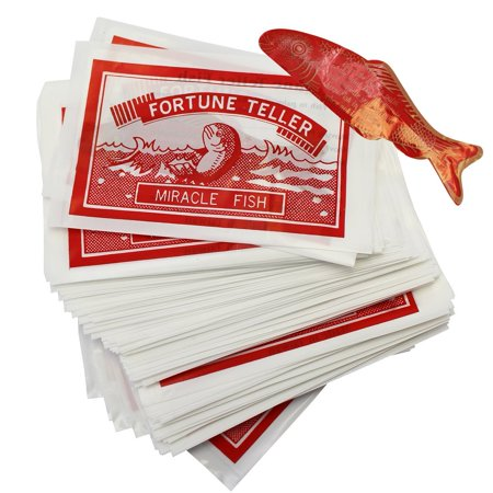 144 Fortune Teller Miracle Fish - Fortune Telling Fish, 144 Fortune Teller Miracle Fish By Spiritual - Fortune Fish Company