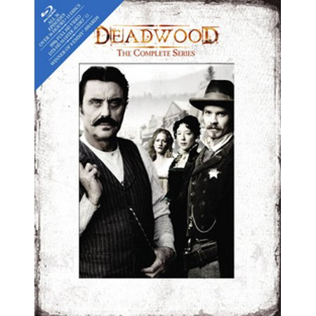 Deadwood: The Complete Series (Blu-ray)](Halloween Movie Series Box Office)