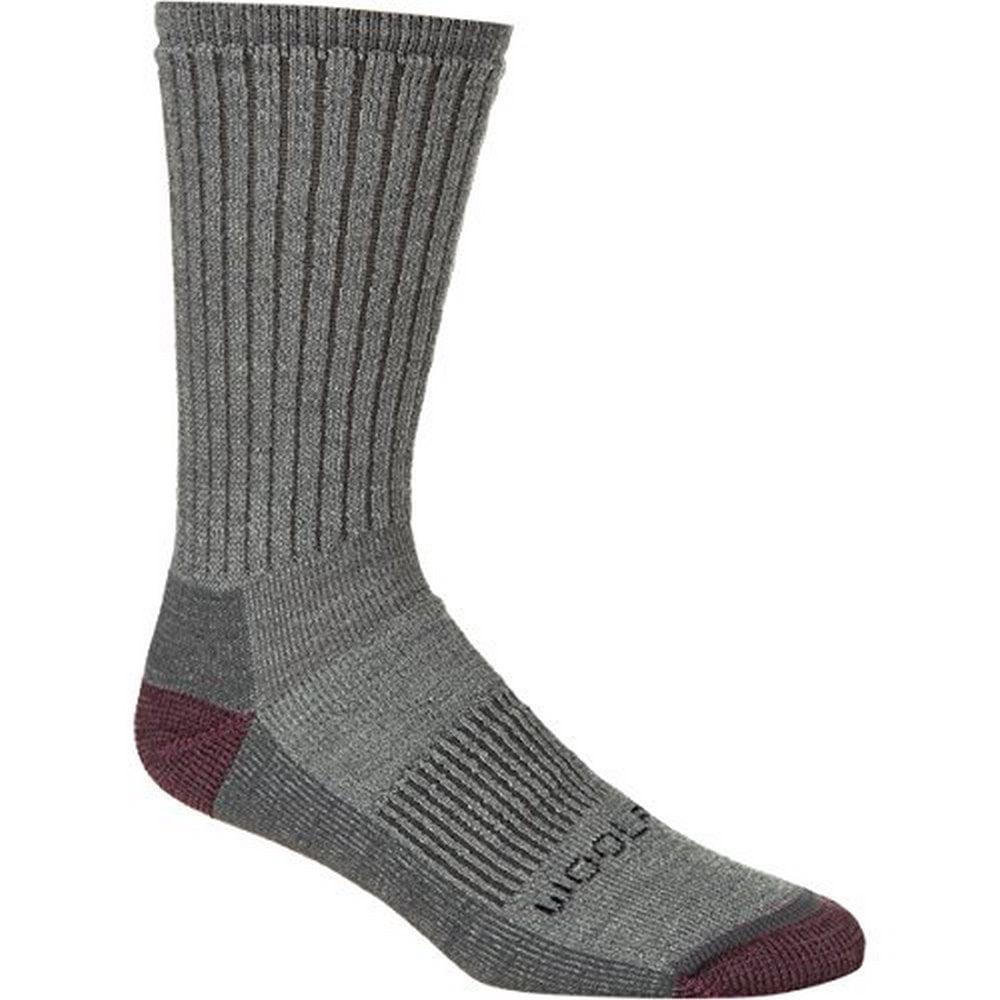 Woolrich Mens Ten Mile Hiker Crew Sock 2-Pack