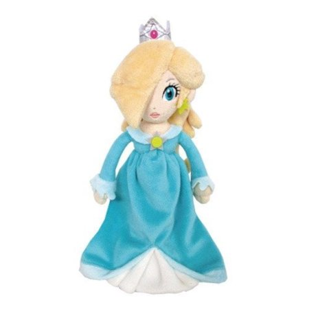 Super Mario Series Plush ~ 9.5 Princess Rosalina by Sanei