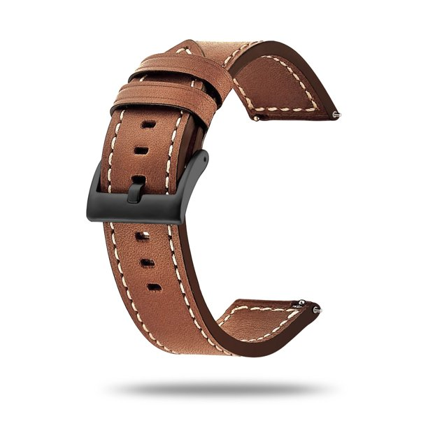Tsv Genuine Leather Watch Band Strap