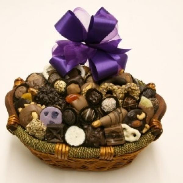 Large Signature Chocolate Gift Basket