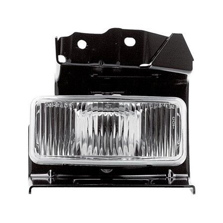 NEW LEFT FOG LIGHT FITS FORD EXPLORER EDDIE BAUER 1995-98 F87Z15200DA FO2592112 F87Z-15200-DA F87Z 15200