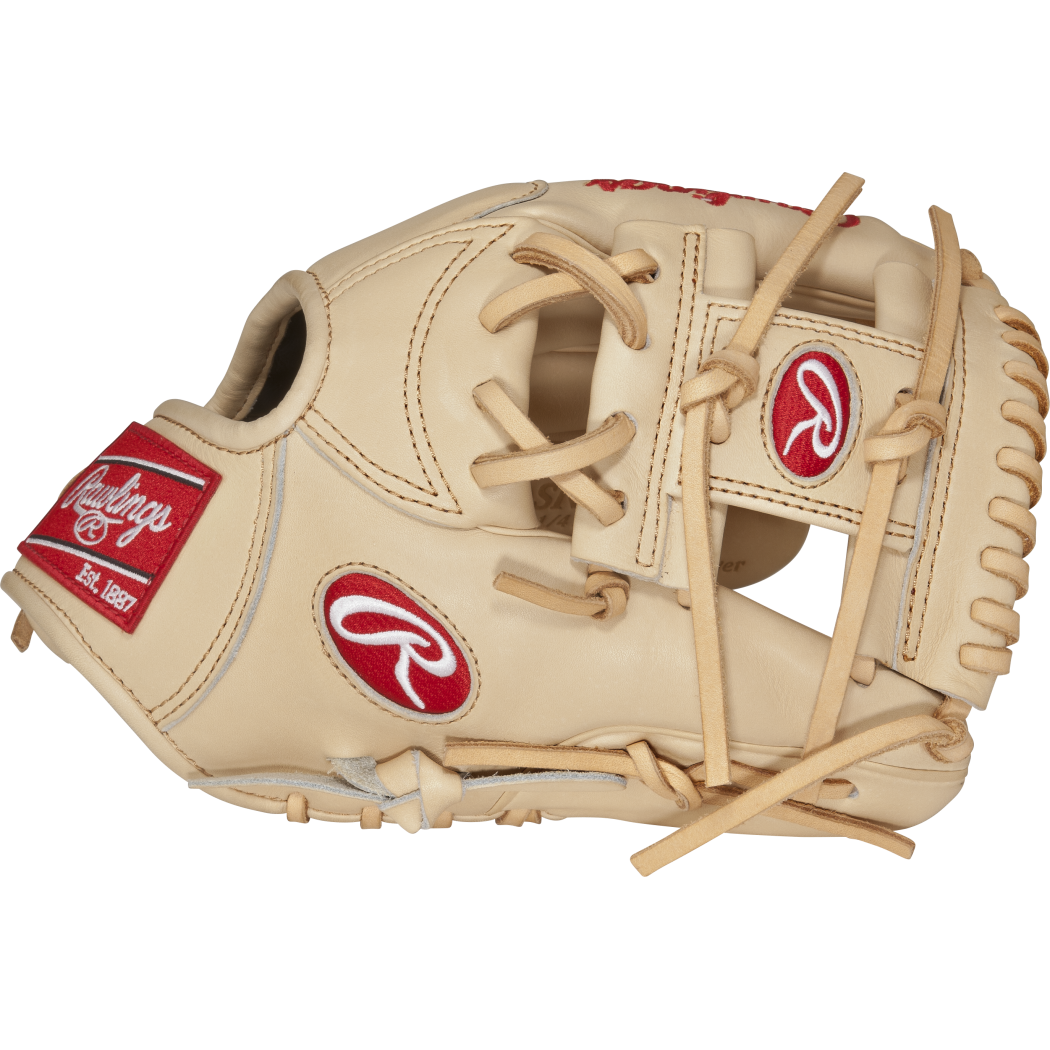 Rawlings Pro Preferred Baseball Glove, 11.25in Infield, R...