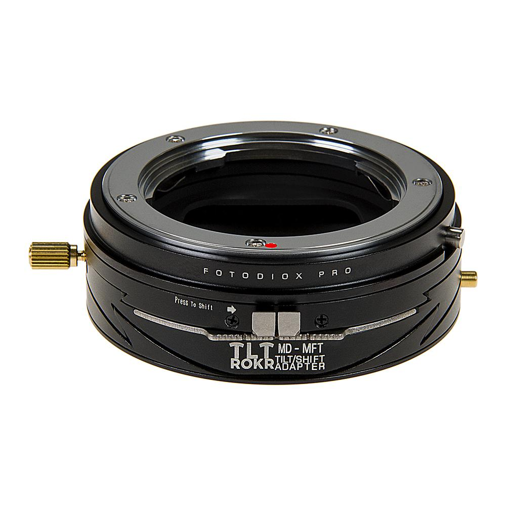 Tilt shift manual lens minolta md mount