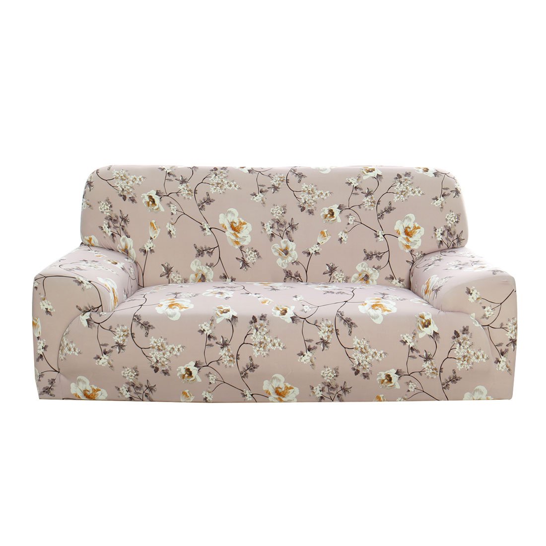 Sofa Couch Cover Slipcovers 2 Seater Strecth Protector for Sofa Couch Pattern 4