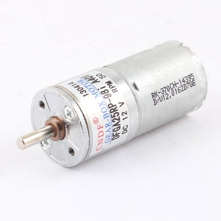 12V 50 RPM Permanent Magnet Micro DC Motor f DIY Toy