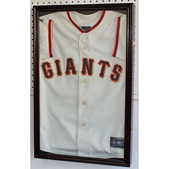SMALL Display Case Shadow Box for Basketball Jersey or Junior Size ...