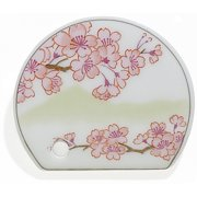 Cherry Blossoms, Shoyeido Porcelain Incense Holder