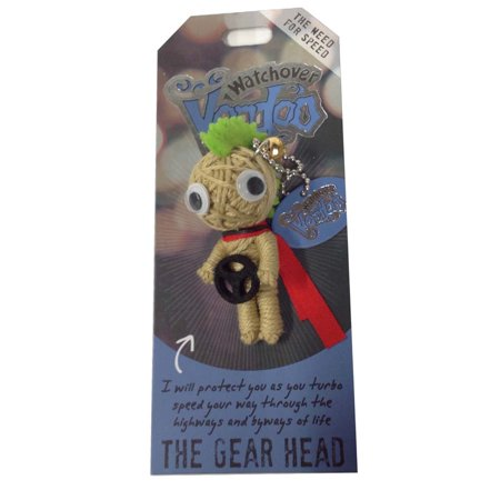 Watchover Voodoo Doll - The Gear Head](Voodoo Doll Halloween Makeup)