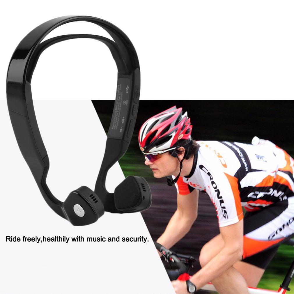 Wireless Bone Conduction Bluetooth 4.0 Wireless Stereo He...