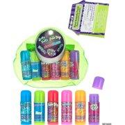 Dollar Days 2276297 Nestle Flavored Lip Balms - 6 per Pack, Case of 48
