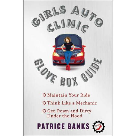 Girls Auto Clinic Glove Box - Archangel Gabriel Boy Or Girl